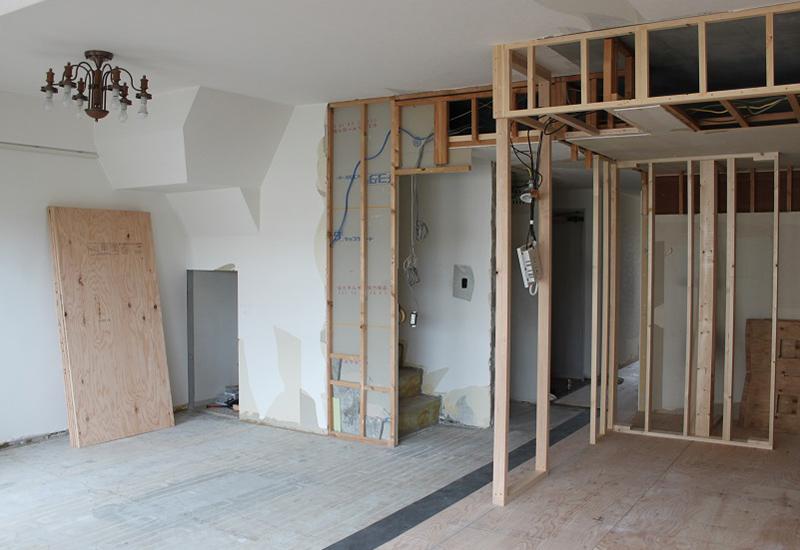 住宅リフォーム・外壁工事(塗装・サイディング)